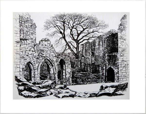 Finchale Priory, Durham
